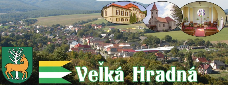Obec Veľká Hradná